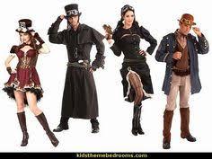 Halloween Steampunk Costumes Steampunk Fashion Men Steampunk Fashion Men