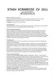 Elegant Resume Examples by The Elegant Resume Skills And Attributes Resume Format Web