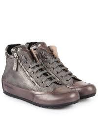 Online K Henstudio Candice Cooper Lammfell Stiefel Candice Cooper High Top Sneakers