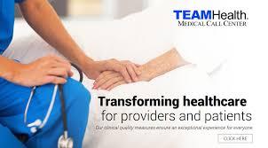 medical call center teamhealth