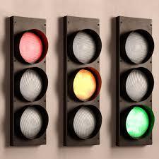 traffic light home decor u2022 lighting decor