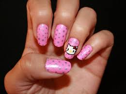 6 hello kitty nail designs woman fashion nicepricesell com