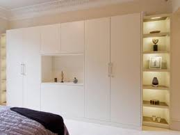 Wall To Wall Wardrobes In Bedroom Bedroom Wardrobe Design Catalogue Glazzed Paneling Gray Slip Cover