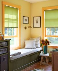 Decorating With Wallpaper by Yellow Decor Decorating With Yellow