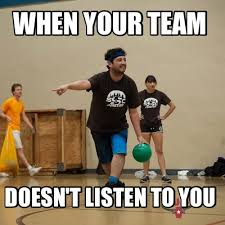 Team Memes - meme creator dodgeball meme generator at memecreator org