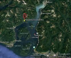 Desolation Sound Map The Future Of Howe Sound Society