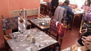 la cuisine du terroir viva i colori di marrakech e dei suoi locali terrazza cafe