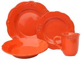 thanksgiving china sets melange antique edge 16 piece dinnerware set service for 4