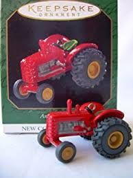 hallmark keepsake ornament antique tractors series 5