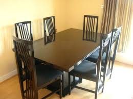 used table and chairs for sale second hand dining room chairs dining room chairs sale dining side