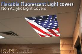 american flag 2ft x 4ft drop ceiling fluorescent decorative