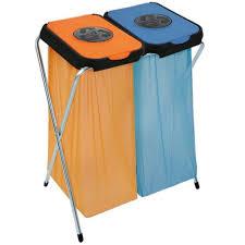 porte sac poubelle cuisine support pour sac poubelle duo achat vente poubelle corbeille