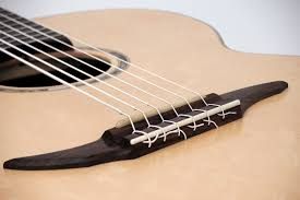 fanned fret 6 string bass 6 string classical nylon string acoustic bass 75 cm scale fanned
