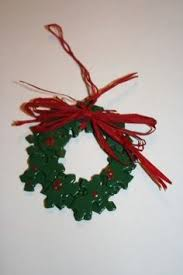 puzzle piece wreath ornament christmas pinterest puzzle