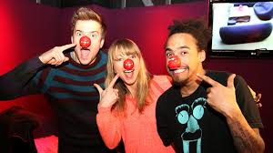 Challenge In Nose Radio 1 Greg And Dev Join Grimmy In The Studio The