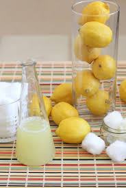 diy deodorize your refrigerator with lemon daily squeeze