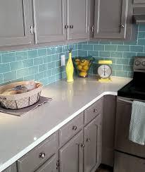 Kitchen  White Subway Tile Backsplash Stone Backsplash Mosaic - Subway tile backsplash kitchen