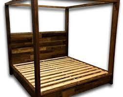 cabin bedroom furniture bed frame furniture reclaimed wood