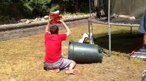 backyard wwe part 23 how to make a backyard wrestling ring part