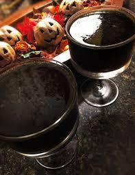 halloween party drinks u2013 la table en rose