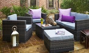 Grey Rattan Outdoor Furniture by Grey Rattan Garden Furniture Fishpools
