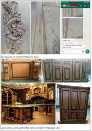 high end knock down kitchen cabinets in white color buy high end