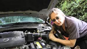 nissan pathfinder knock sensor location nissan pathfinder 3 5 2004 auto images and specification