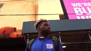 giants u0027 odell beckham jr u0027a football god and a style god