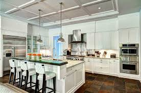raised kitchen island 37 gorgeous kitchen islands with breakfast bars pictures
