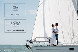printemps liste mariage zankyou x printemps la liste de mariage 50 50 mariage