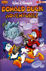 donald duck adventures 19 where u0027s the bin been wind of the