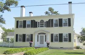 Federal Style House Castine Historical Society On Tour Castine Patriot Penobscot