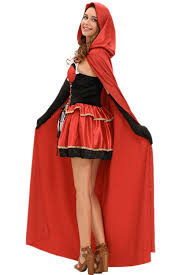 Riding Costumes Halloween Shop Red Riding Hood Costume Halloween Frolic