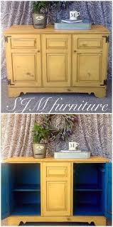 chalk painted furniture by color yellow chalk paint chalk