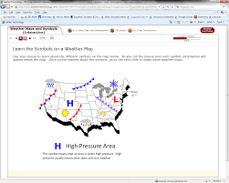 Weather Map Symbols Ati Town Hall Blog Multimedia Enhancements
