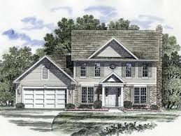 colonial home designs colonial house plans the house plan shop