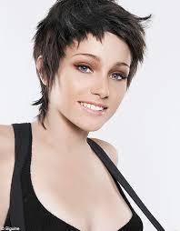 mod le coupe de cheveux femme coupe de cheveux pour cheveu fins court déstructuré coupes