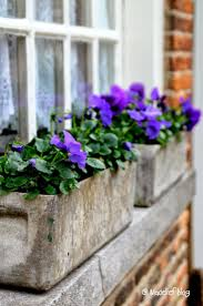 Window Sill Planter by 517 Best Hanging Baskets And Window Boxes Images On Pinterest