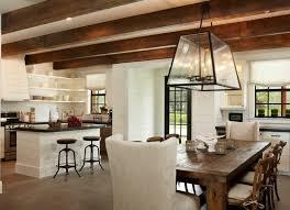 cuisine chaleureuse contemporaine cuisines decoration cuisine cagne design moderne blanc et bois