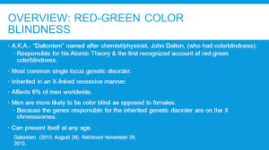 Was John Dalton Color Blind Gene Therapy For Red Green Color Blindness Mary Ellen Sweeney