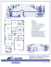 How To Read Dimensions On A Floor Plan Adams Homes Breaks Ground On New Jacksonville Florida Model Home