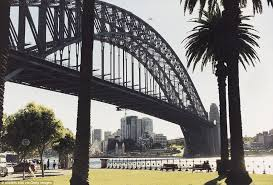 the sydney u0027s harbour bridge could have had an imposing three way