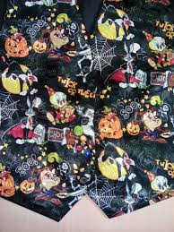 image vintage looney tunes halloween vest bugs bunny taz