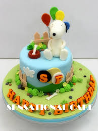 snoopy cakes the sensational cakes snoopy cake singapore mini cake singapore