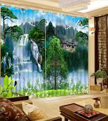 decoration de montagne achetez en gros montagne paysage impressions en ligne à des