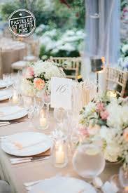 dã coration mariage chãªtre chic les 25 meilleures idées de la catégorie fleurs de mariage sur