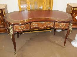 bureau style louis xv kidney bean desk louis xv writing table burea plat ebay