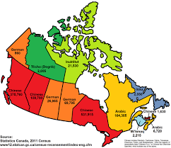 Map Of The Us And Canada by Map Of Canada You Can See A Map Of Many Places On The List On