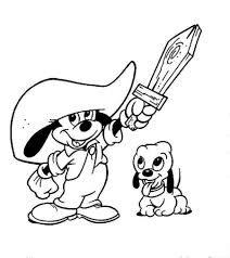 baby disney coloring pages u2013 barriee