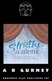 The Dining Room By A R Gurney by Strictly Academic A R Gurney 9780881452488 Amazon Com Books